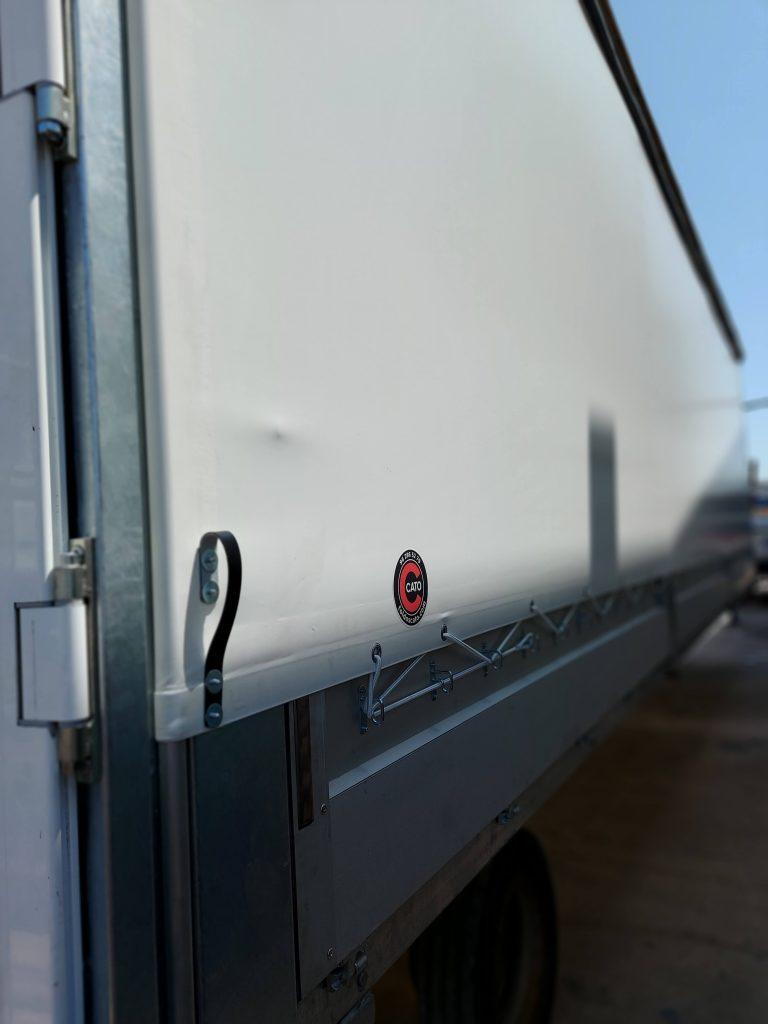 Semilonas laterales para camion